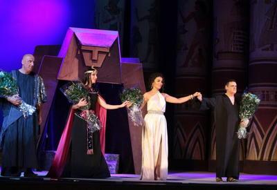 "Новая «Аида» на сцене Театра оперы и балета <span class=""color_red""> - ФОТО</span>"