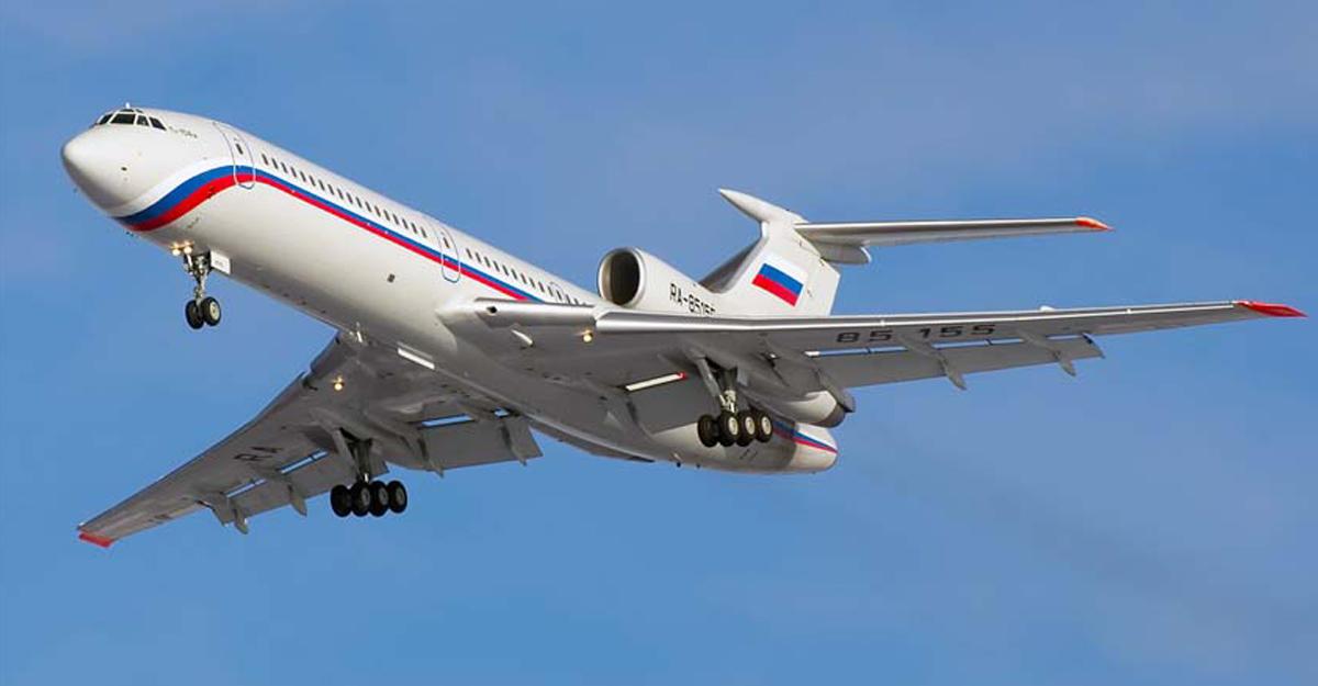Правкомиссия не отыскала следов теракта наборту Ту-154