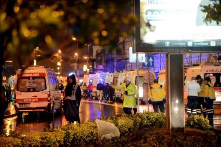 Власти близки кустановлению личности мужчины, совершившего теракт вСтамбуле— Вице-премьер Турции