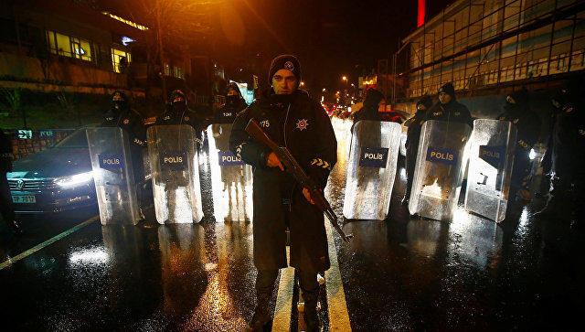 ВСтамбуле при теракте вклубе погибли 39 человек
