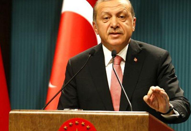 Эрдоган: В нашей стране нет покоя любому террористу