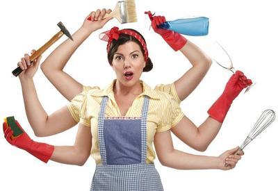 Мама-домохозяйка взорвала сеть ответом на вопрос: «А что ты целый день делаешь?» .