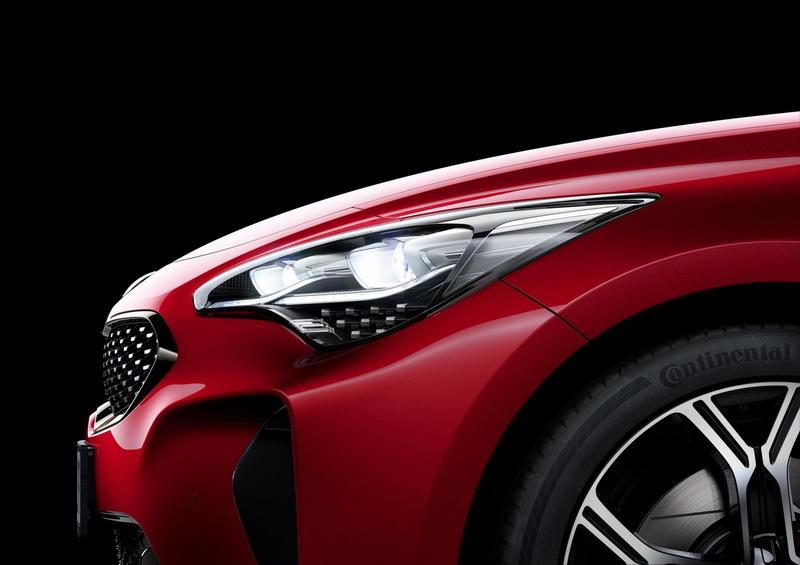 У Kia появился новый спорткар - ФОТО