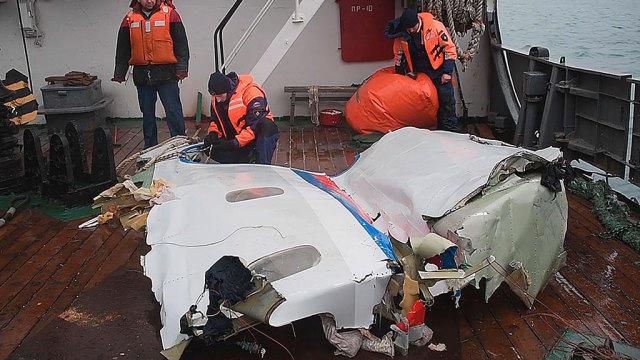 Причина погибели Ту-154 раскрыта— Военные следователи