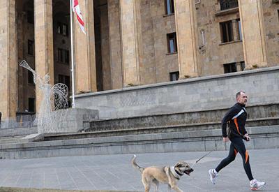 В Тбилиси арабы не пускают грузин в ночные клубы
