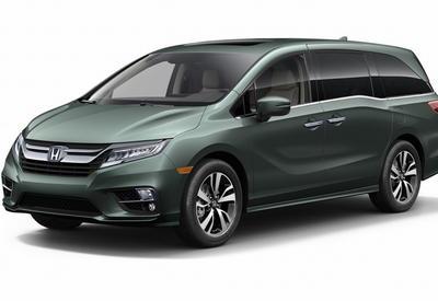 """Для новой Honda Odyssey разработали собственную """"операционку"""""""