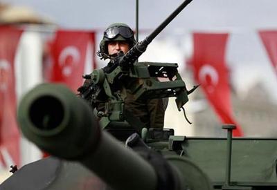 Турецкая армия уничтожила 40 боевиков