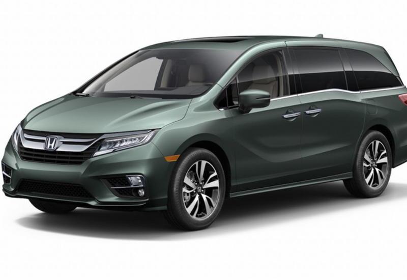 """Для новой Honda Odyssey разработали собственную """"операционку"""" <span class=""""color_red"""">- ФОТО</span>"""