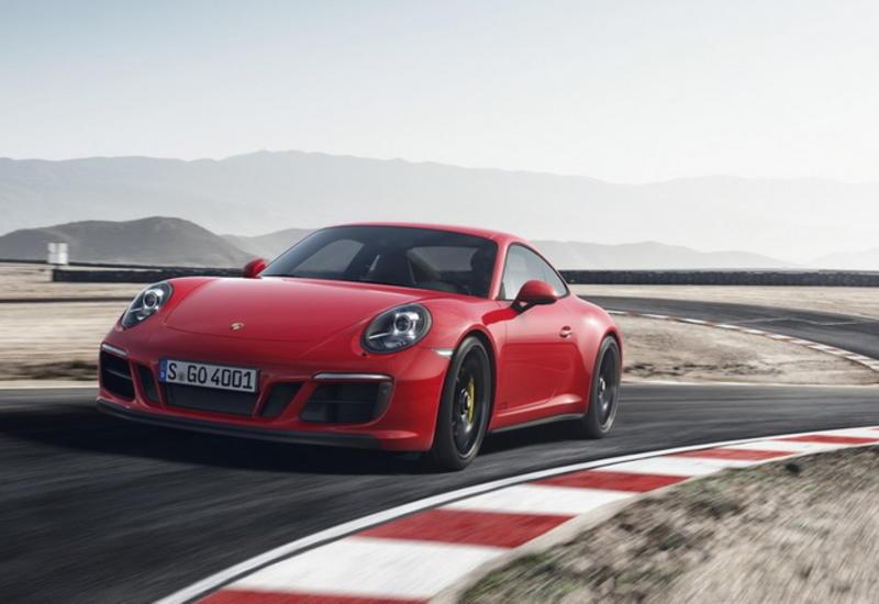"""Все Porsche 911 GTS получили новый мотор <span class=""""color_red"""">- ФОТО</span>"""