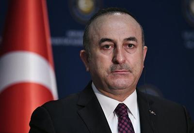 Чавушоглу: Москва и Анкара решили пригласить США на переговоры по Сирии