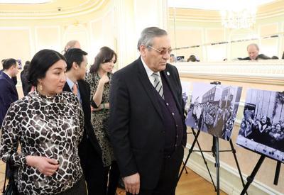 """В Астане открылась фотовыставка о трагедии 20 Января <span class=""""color_red"""">- ФОТО</span>"""
