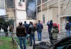 """Пожар в бакинском кафе, есть пострадавшие <span class=""""color_red"""">- ОБНОВЛЕНО - ФОТО - ВИДЕО</span>"""