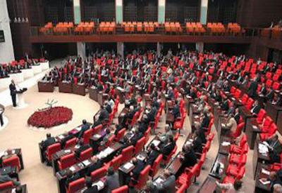 В парламенте Турции приняты еще четыре статьи проекта новой Конституции