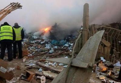 Посольство Турции: разбившийся Boeing не принадлежал Turkish Airlines