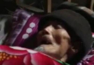 Пожилой китаец проснулся на собственных похоронах
