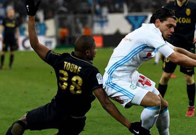 """Монако"" разгромил ""Марсель"" и стал лидером чемпионата Франции <span class=""color_red"">- ВИДЕО</span>"