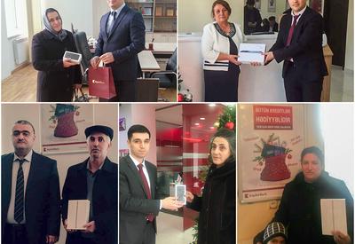 Клиенты Kapital Bank выиграли ценные призы