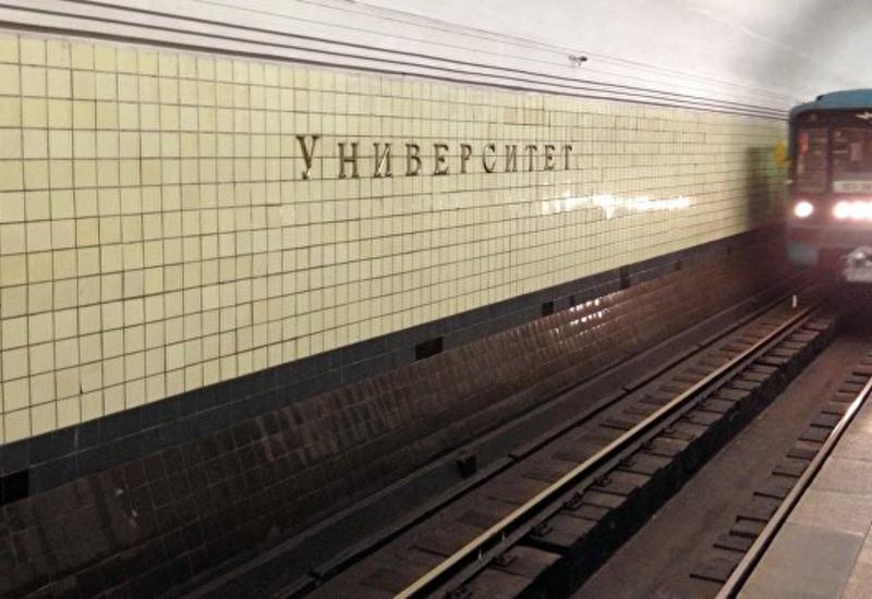В московском метро погиб мужчина после падения на рельсы
