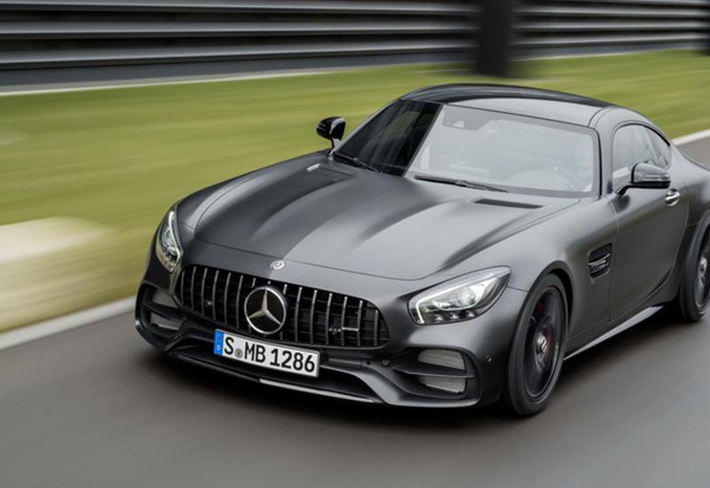 """Продажи нового суперкара Mercedes-Benz начнутся с юбилейной версии <span class=""""color_red"""">- ФОТО</span>"""