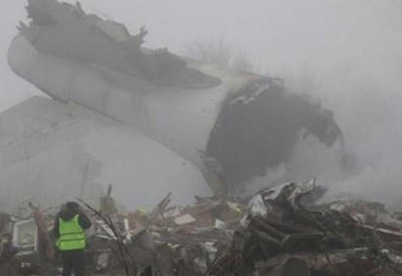 """МВД Кыргызстана исключило возможность теракта на борту рухнувшего Boeing <span class=""""color_red"""">- ВИДЕО</span>"""