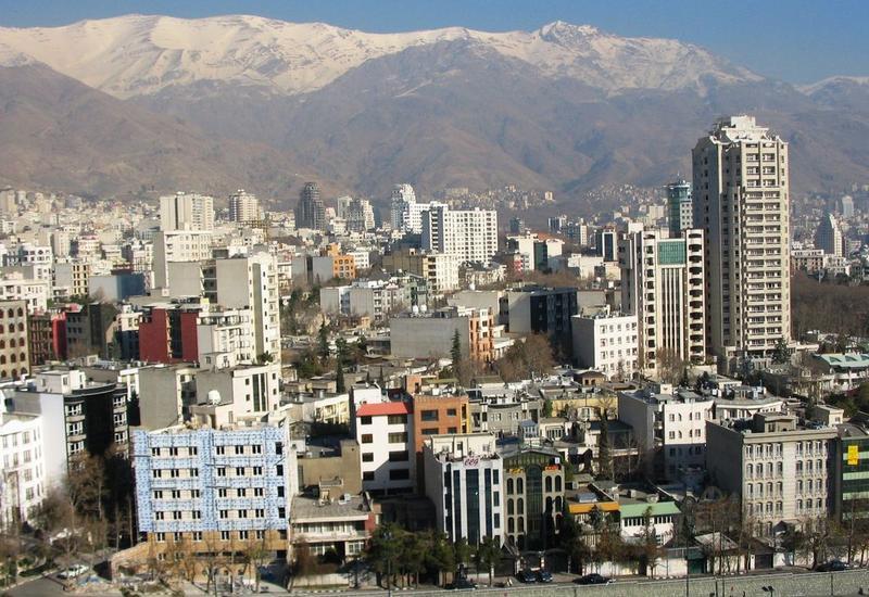 Иранские силы ПВО обстреляли беспилотник над Тегераном