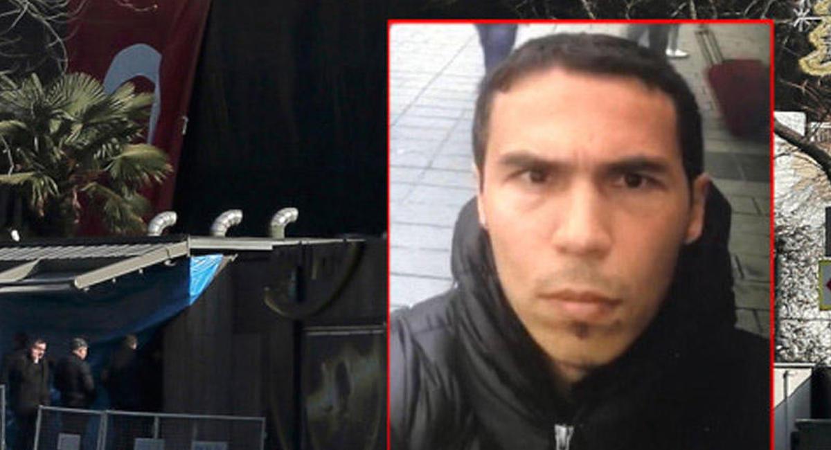 ВСтамбуле схвачен предполагаемый организатор атаки наночной клуб
