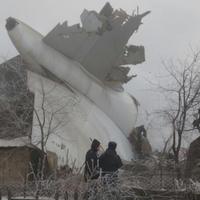 "Boeing рухнул на дачный поселок под Бишкеком: более 30 погибших <span class=""color_red"">- ОБНОВЛЕНО - ФОТО - ВИДЕО</span>"