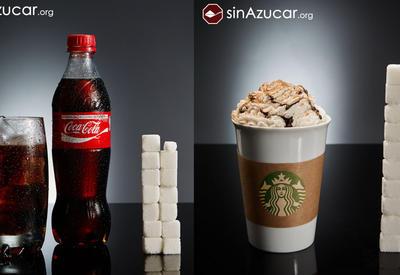 Сколько кубиков сахара прячется в готовых продуктах - Наглядные примеры