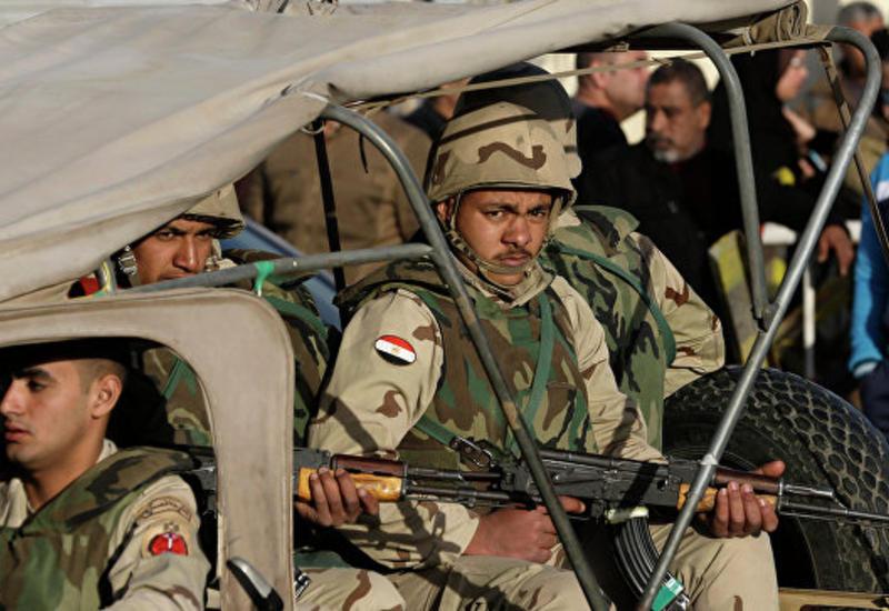 В Египте боевики атаковали КПП, есть погибшие