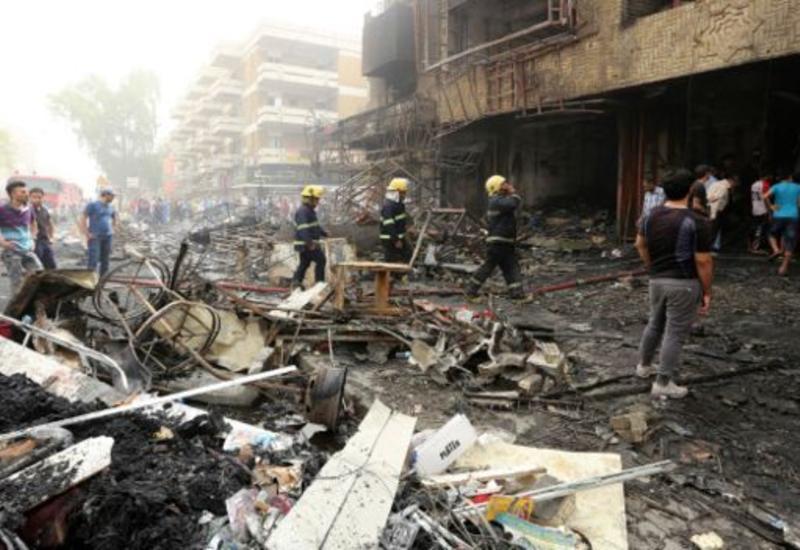 Взрывы в Ираке: есть жертвы