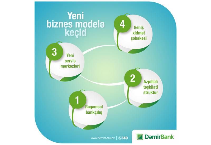 DеmirBank переходит на новую бизнес-модель банкинга