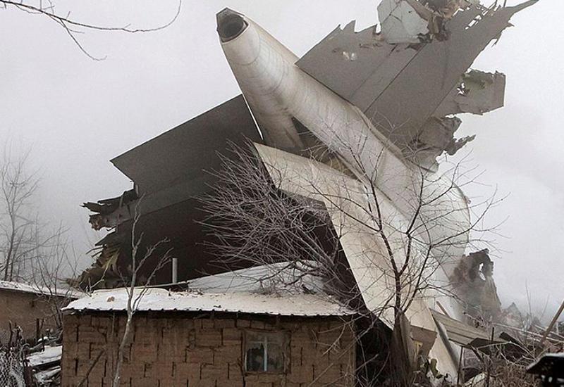 """Все 38 жертв авиакатастрофы под Бишкеком уже опознаны <span class=""""color_red"""">- ВИДЕО</span>"""