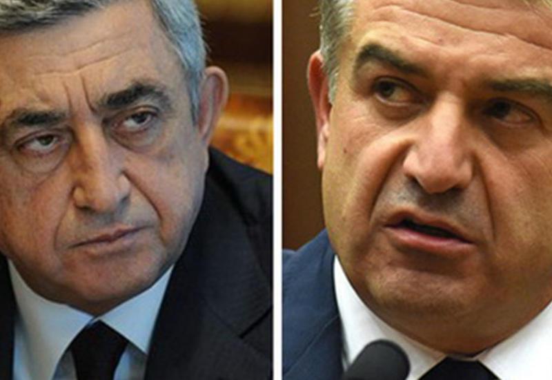 """Армянские СМИ получили команду """"фас"""" от Саргсяна?"""