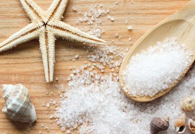 Преимущества морской соли