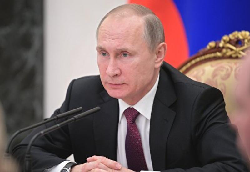 """Путин не будет участвовать в съезде """"Единой России"""""""