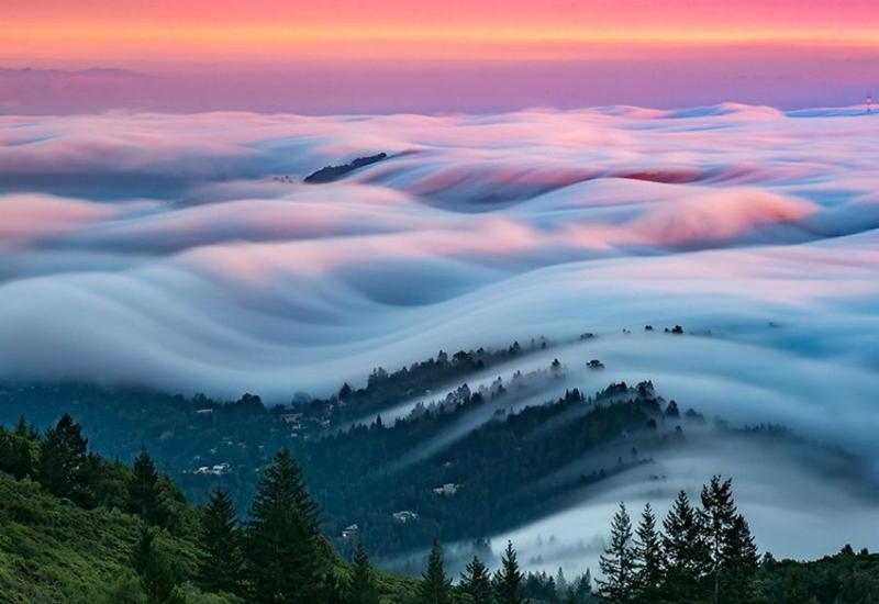 """Потрясающие снимки тумана, похожие на сновидения <span class=""""color_red"""">- ФОТО</span>"""