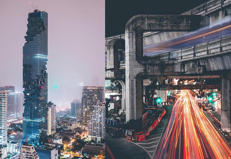 """Головокружительные городские пейзажи в разных странах <span class=""""color_red"""">- ФОТО</span>"""
