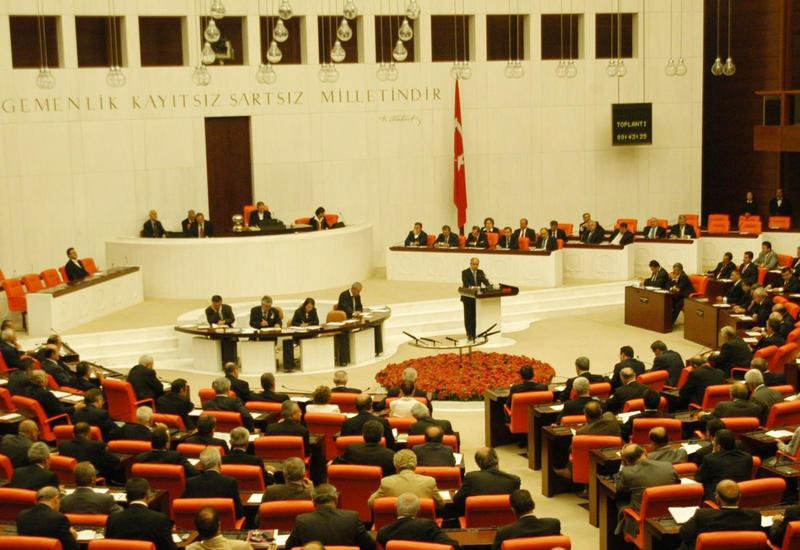 В парламенте Турции принята еще одна статья проекта новой Конституции