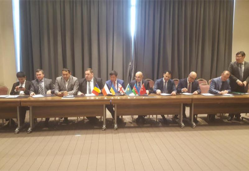 Ассоциация Транскаспийского маршрута утвердит рабочий план