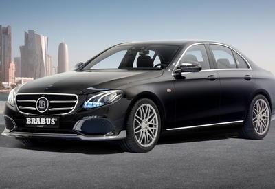 """Ателье Brabus модифицировало новый Mercedes-Benz E-класса <span class=""""color_red"""">- ФОТО</span>"""