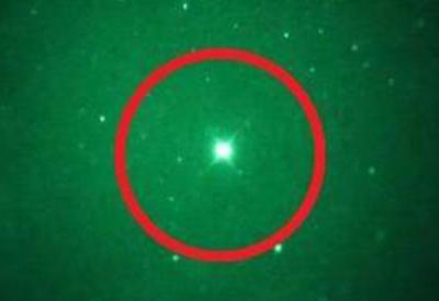 """Очевидец запечатлел пульсирующий объект в небе над Норвегией <span class=""""color_red"""">- ВИДЕО</span>"""