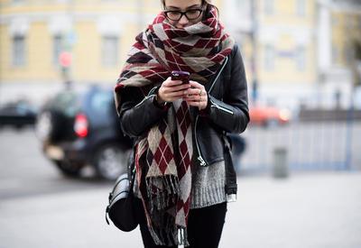 """Выбираем модный и теплый шарф <span class=""""color_red"""">- ФОТО</span>"""
