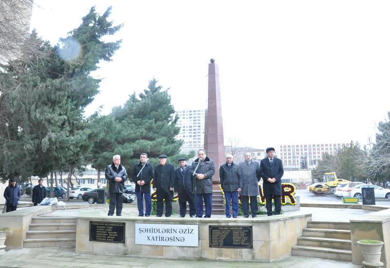 """В БГУ почтили память жертв трагических событий 20 января <span class=""""color_red"""">- ФОТО</span>"""