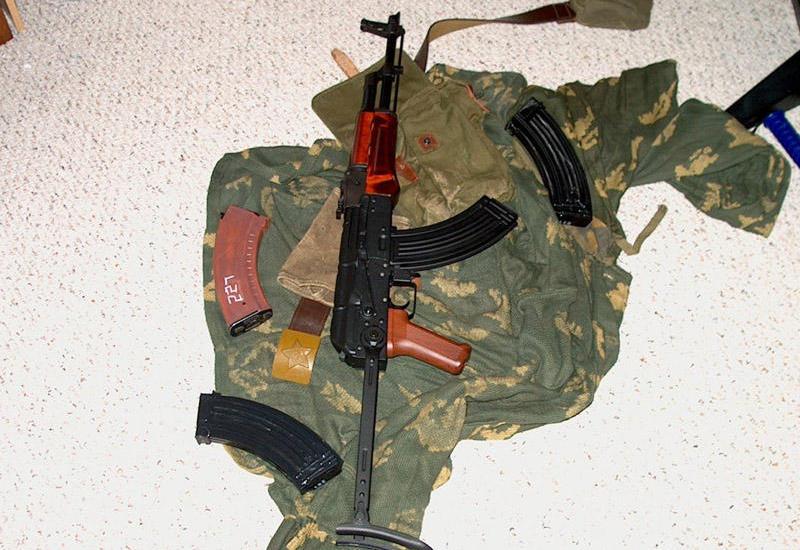 В Баку изъяли 138 единиц огнестрельного оружия