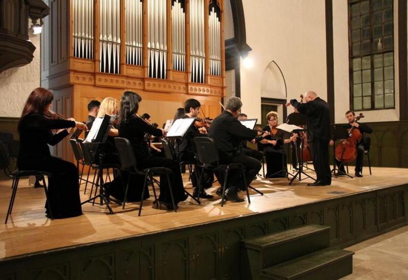 """В Зале камерной и органной музыки прошел концерт в память о жертвах 20 Января <span class=""""color_red"""">- ФОТО</span>"""