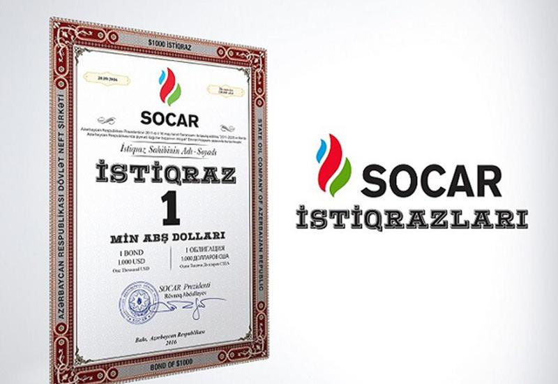 Выплата дивидендов увеличила спрос на облигации SOCAR