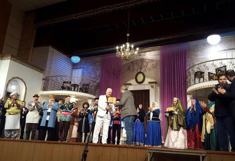 """Азербайджанские актеры признаны лучшими на международном фестивале <span class=""""color_red"""">- ФОТО</span>"""