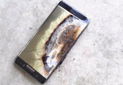 WSJ выяснила причину возгораний Galaxy Note 7