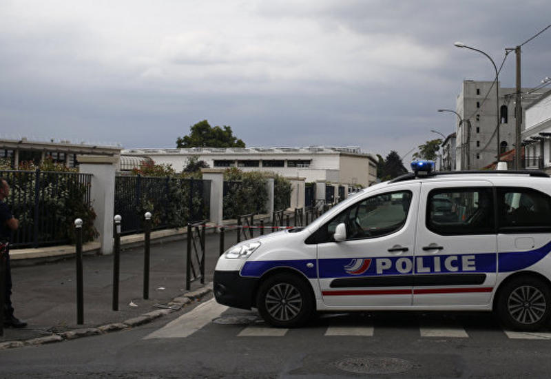 В пригороде Парижа прогремел взрыв