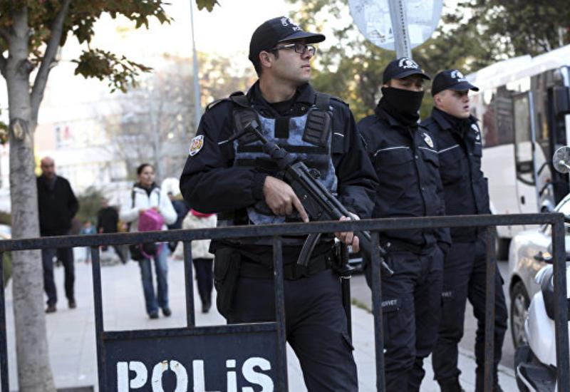 В Стамбуле из гранатомета обстреляли офис правящей партии Турции